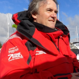 Mark O'Reilly - CEO & Chairman, Team Humber Marine Alliance