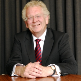 Councillor Stephen Parnaby OBE - Leader of East Riding of Yorkshire Council