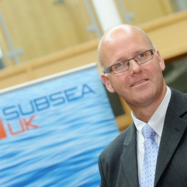 Neil Gordon - Chief Executive, SubseaUK