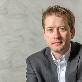 Julian Garnsey, Project Director - Triton Knoll Offshore Wind Farm (innogy)