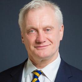 Rt Hon. Graham Stuart MP, Minister for Investment at the Department for International Trade