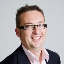 Paul Deaton, Global Supply Chain Localisation Leader - GE Renewable Energy (WindMeet 1-2-1's)