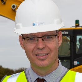 Phil Manley, Project Director - Siemens Transmission & Distribution Limited (Panellist)