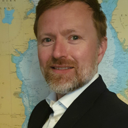 Andy Reay - ABP Group Head of Commercial Wind