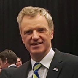 Charles Macdowell - UK Representative, City of Virginia Beach