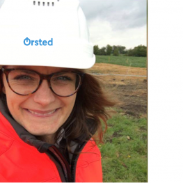 Courtney French - Commercial Fisheries Manager for Ørsted UK