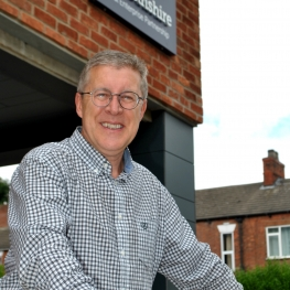 Pat Doody - Chair - Greater Lincolnshire LEP