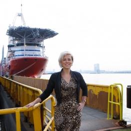 Sylvia Boer – Director, Amsterdam Ijmuiden Offshore Ports