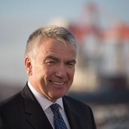 Simon Bird - Regional Director, Humber ABP (Associated British Ports)