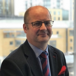 Tony Appleton - Director Offshore Wind - Burns & McDonnell